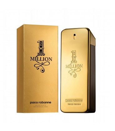 Paco Rabanne One Million Edt 100ml Erkek Parfüm